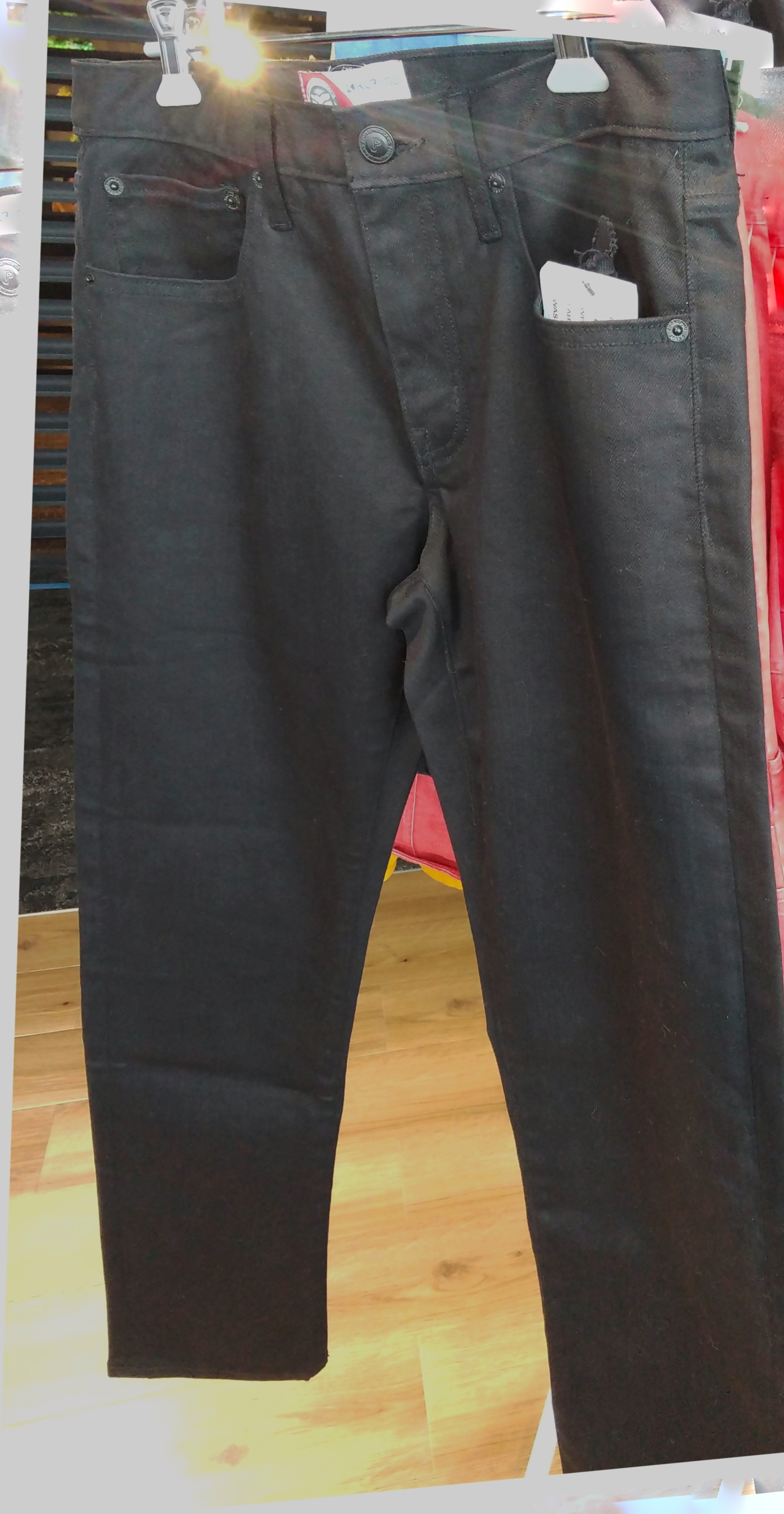 Double Dyed Black   ASI200  BLACK